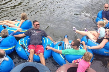 New River Tubing North Carolina Outpost