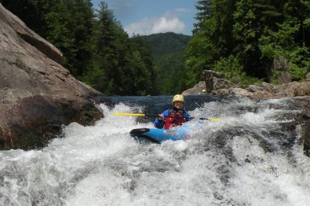 Wilson Creek NC - Rafting Adventure