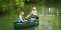 canoe rentals fishing new river nc - high mountain expeditions